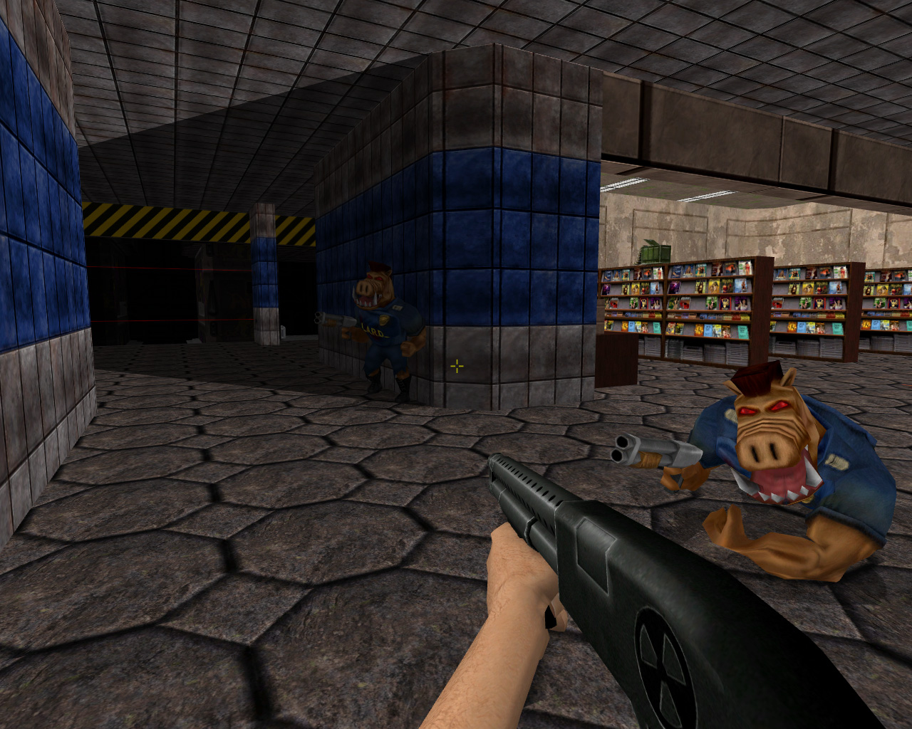 duke nukem old pc game
